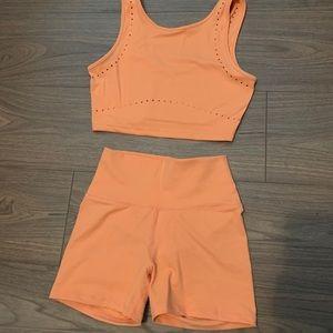 ECHT orange set